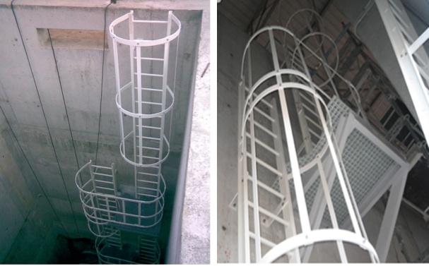 Escaleras De Gato En Poliester Prfv De Escom M Xima