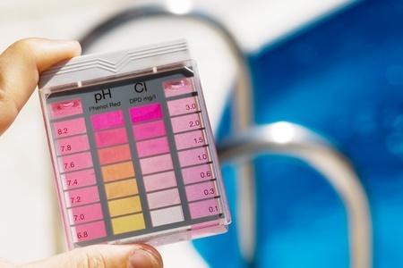 Cloraci n en los procesos de tratamiento de aguas for Nivel de cloro en piscinas