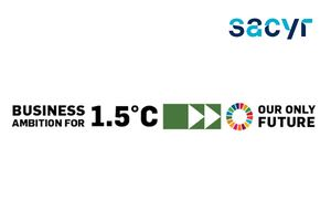 "Sacyr suscribe el compromiso ""Business Ambition for 1,5 ºC"""