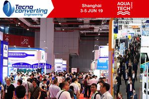 TecnoConverting-Barmatec estará presente en Aquatech China del 03 al 05 de junio