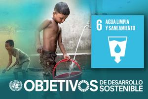 ODS 6: Agua limpia y saneamiento