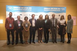 "Arranca en Madrid el Congreso ""Young Water Professionals 2019"""