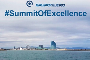 "AGRUQUERO celebra en Barcelona el ""Summit of Excellence"""