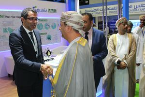 Aqualia presenta sus soluciones más eficientes en O&M en el Oman Energy & Water Exhibition and Conference