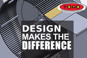 "Tamices rotativos HPS Defender®, ""Design makes the difference"""