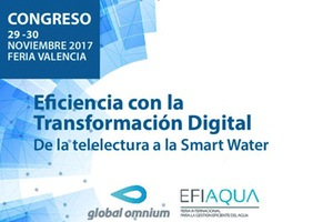Eficiencia con la Transformación Digital: De la Telelectura a la Smart Water