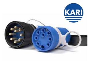 KARI PKL, conector multi-pin estanco y fiable para cables de bombas